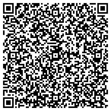QR-код с контактной информацией организации Клуб настольного тенниса ORION-SPORT, ООО