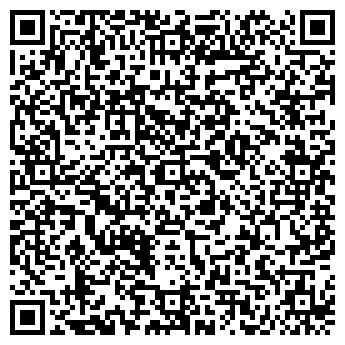 QR-код с контактной информацией организации Планета Спорт, ЧП