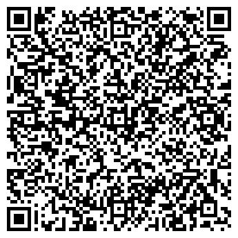 QR-код с контактной информацией организации Форпост, ЧП