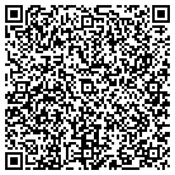 QR-код с контактной информацией организации Caesar (Цезарь), Сауна, ИП