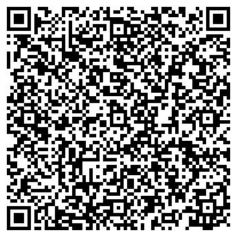 QR-код с контактной информацией организации Яблочкова, Сауна, ИП