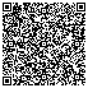 QR-код с контактной информацией организации Беназир, ИП