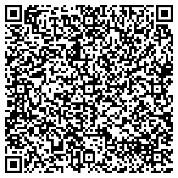 QR-код с контактной информацией организации Центр боевых искусств, ИП