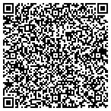 QR-код с контактной информацией организации Федерация Боевых Искусств, ИП