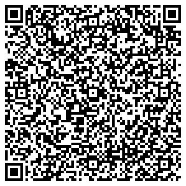 QR-код с контактной информацией организации Mon Ami (конный клуб), ЧП