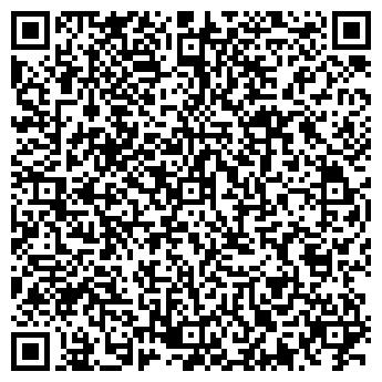 QR-код с контактной информацией организации Фитнес-клуб Элис, ООО