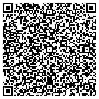 QR-код с контактной информацией организации ИнтерФит,ЧП