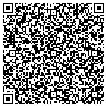 QR-код с контактной информацией организации Женский фитнес клуб ЛЕДИ, ЧП