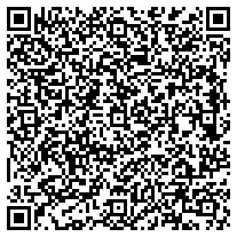 QR-код с контактной информацией организации Теннис Киев, ЧП