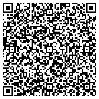 QR-код с контактной информацией организации Персональный тренер, ЧП