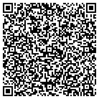 QR-код с контактной информацией организации Тренер по теннису,ЧП