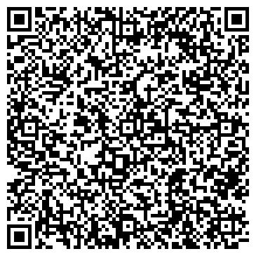 QR-код с контактной информацией организации Тренер по спортивной гимнастике