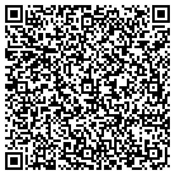 QR-код с контактной информацией организации Детек Украина, ООО