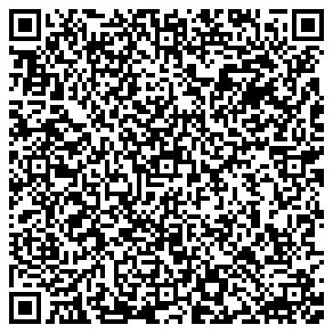 QR-код с контактной информацией организации Академия Фитнеса ХХI в Киеве