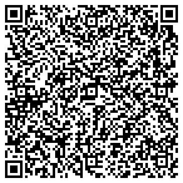 QR-код с контактной информацией организации X - спорт клуб, ЧП