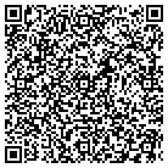 QR-код с контактной информацией организации Кондратенко, ИП