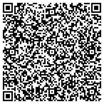 QR-код с контактной информацией организации Алтын бала, детский развивающий центр, ИП