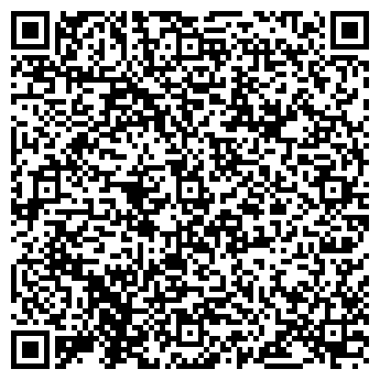 QR-код с контактной информацией организации Фитнес клуб Триумф, ИП
