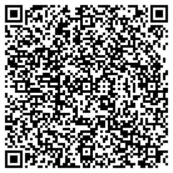 QR-код с контактной информацией организации Банзай-GYM, ИП
