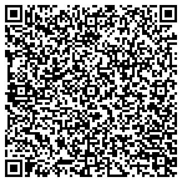 QR-код с контактной информацией организации Тигруля, детский занимательный центр, ИП