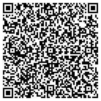 QR-код с контактной информацией организации Велопарк, ООО