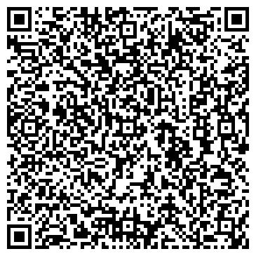 QR-код с контактной информацией организации Клуб настольного тенниса Эксперт
