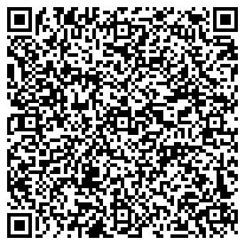 QR-код с контактной информацией организации ИнРеСО, ЧТСУП