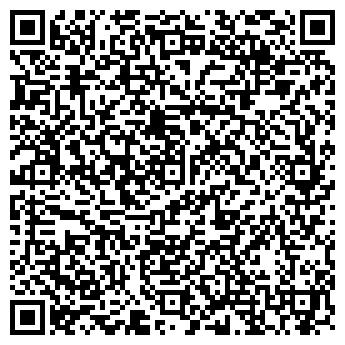 QR-код с контактной информацией организации Универсалпресс, УП