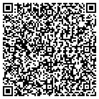 QR-код с контактной информацией организации Е- Цветы, СПД