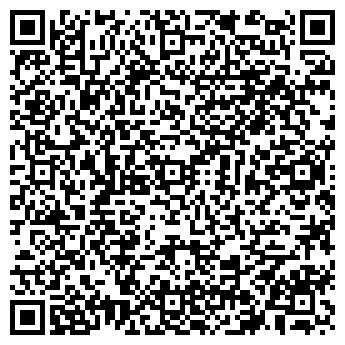 QR-код с контактной информацией организации Плутос, ООО