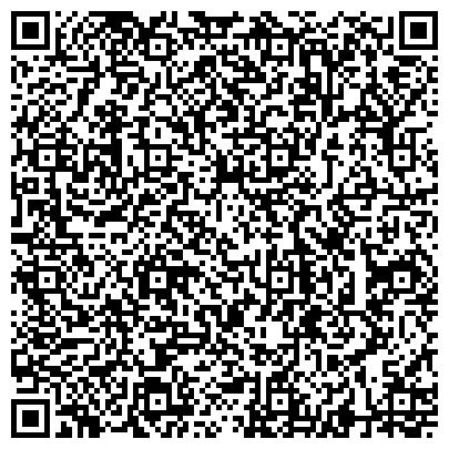 QR-код с контактной информацией организации Студия и школа массажа BodyStyle, ЧП