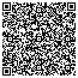 QR-код с контактной информацией организации Адис, ООО