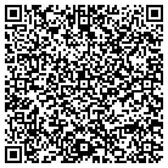 QR-код с контактной информацией организации Футболка, ООО