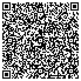 QR-код с контактной информацией организации Мастер-флок, компания
