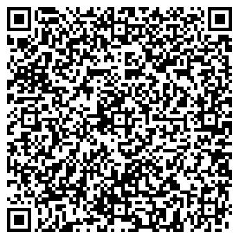 QR-код с контактной информацией организации АБФ принт, ООО