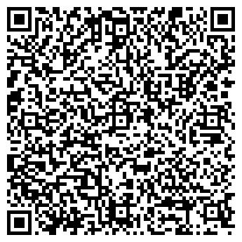 QR-код с контактной информацией организации Crystal media, ООО