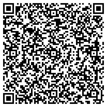 QR-код с контактной информацией организации Интер принт, ЧП