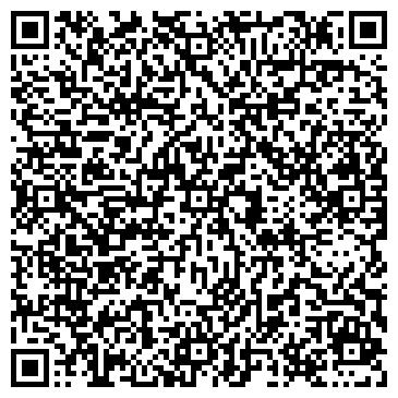 QR-код с контактной информацией организации Индивидуальная машинная вышивка, ЧП