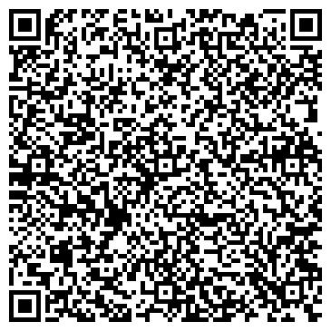 QR-код с контактной информацией организации Обидняк М.О., ЧП