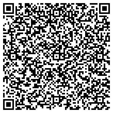 QR-код с контактной информацией организации Фабрика вышивки Глория, ЧАО ПТФ