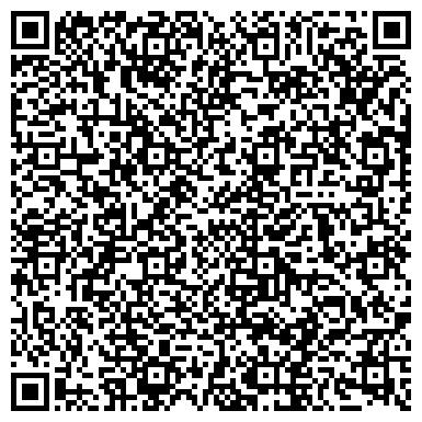 QR-код с контактной информацией организации Ряна Дизайн-студия вышивки и печати, ИП