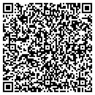 QR-код с контактной информацией организации Радуга,ИП