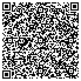 QR-код с контактной информацией организации Дизайн студия Фиоре, ИП