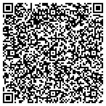QR-код с контактной информацией организации INAVI-KZ Вышивальная студия, ИП