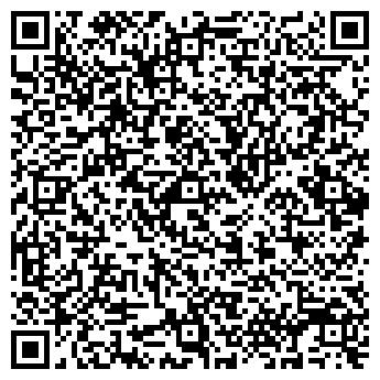 QR-код с контактной информацией организации Казаротто, ИП