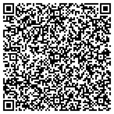 QR-код с контактной информацией организации Магазин Цветы, СПД