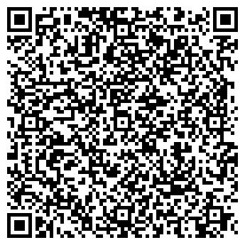 QR-код с контактной информацией организации Буранбаева, ИП
