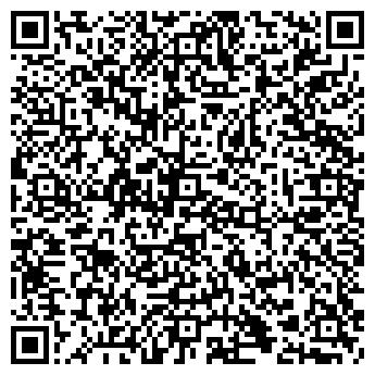 QR-код с контактной информацией организации Орфей, ИП