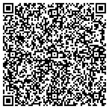 QR-код с контактной информацией организации Интурсервис, ОДО