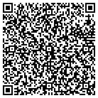 QR-код с контактной информацией организации Абак-центр, ООО